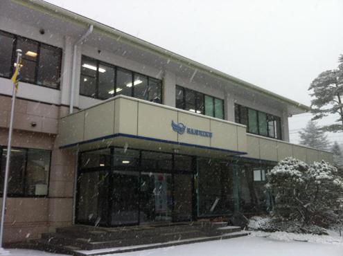 桜on気仙沼三陸新報社with西武文理大学プロジェクト 実施動画